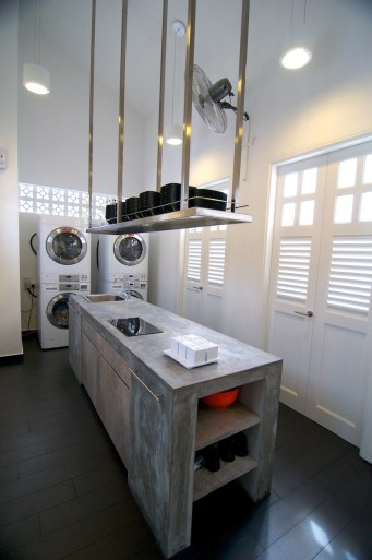 Kitchen & washers